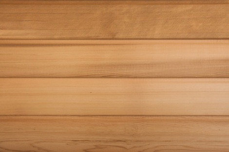 CLIN RED CEDAR VANCOUVER 18X120MMQUALITÉ CLEAR II (SECTION UTILE)