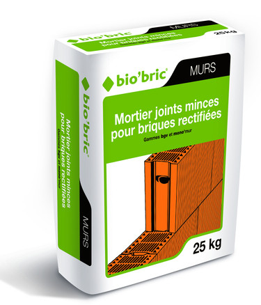 MORTIER COLLE JOINTS MINCES BGV 25KGS