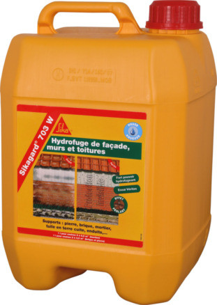 HYDROFUGE SIKAGARD PROTECTION FACADE 20L
