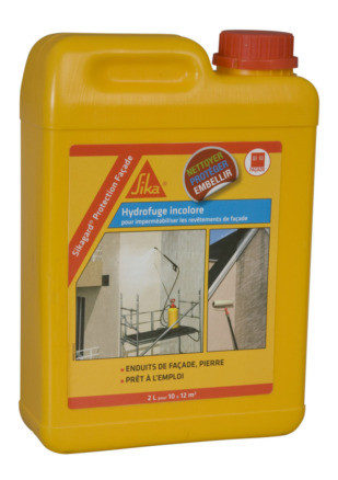 HYDROFUGE SIKAGARD PROTECTION FACADE  2L