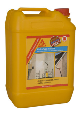 HYDROFUGE SIKAGARD PROTECTION FACADE  5L