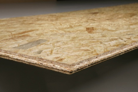 DALLE PLANCHER OSB3 EP.15MM 2,50X0,675M