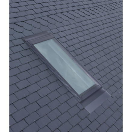 RACCORD VELUX EDL 0000 SK06 114X118CMPOUR ARDOISES - POSE TRADITIONNELLE