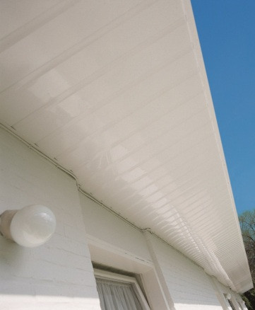 LAMBRIS PVC 153 BLANC 3000X250 PERFORÉ