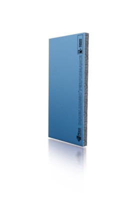 DOUBLISSIMO R=3,15 13+100 2,50X1,20MPERFORMANCE (DOUBLAGE THERMO-ACOUSTIQUE)