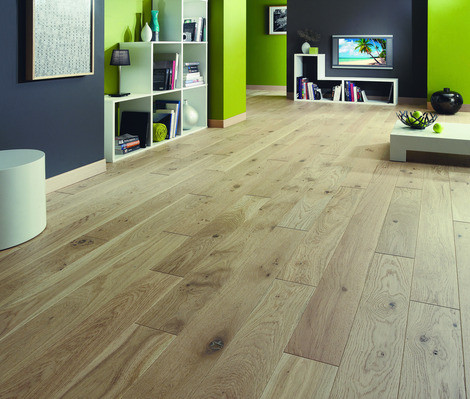 PARQUET CHENE OTELLO 14MM ORIGINE CUIRLARG 139MM PAREMENT 3,4MM HUILE 2 CHANFVIEILLIS SUPPORT CP LONG 400 A 2000MM