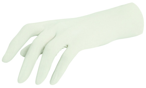 10 GANTS LATEX TAILLE L