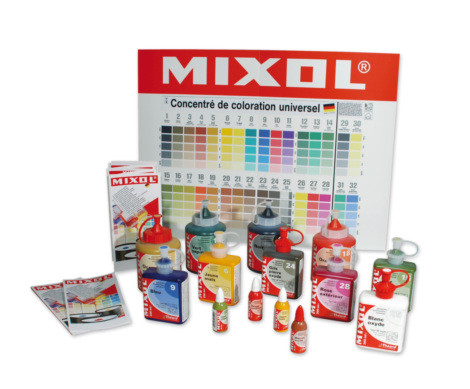 COLORANT MIXOL 20 ML MARRON N.20 (10)